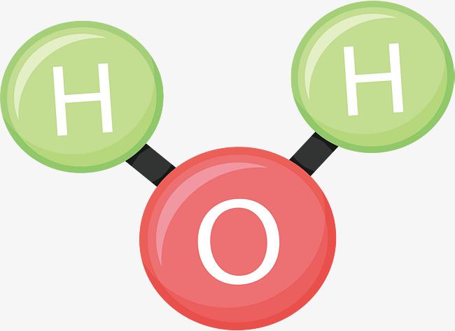 Kết quả hình ảnh cho Cấu trúc phân tử nước